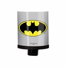 Batman Logo Gray Night Light