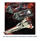 Battlestar Galactica Viper MK II Prefinished Model Kit