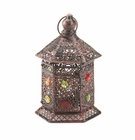 Bejeweled Mini Lantern