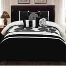 Birmingham Queen Bedding Set - 7 Pc.