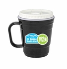 Black Travel Coffee Mug