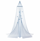 Blue Butterfly Bed Canopy�