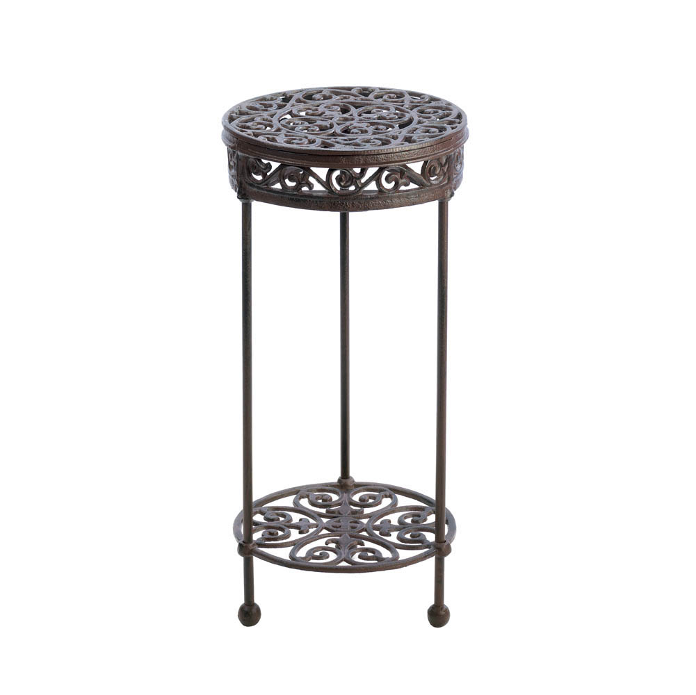 Cast Iron Plant Stand Wholesale at Koehler Home Decor : cast iron plant stand round 2 from koehlerhomedecor.com size 1001 x 1000 jpeg 86kB