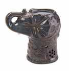 Ceramic Elephant Oil Warmer�