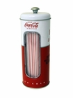 Coke Straw Canister