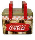 Coke Tin Picnic Basket