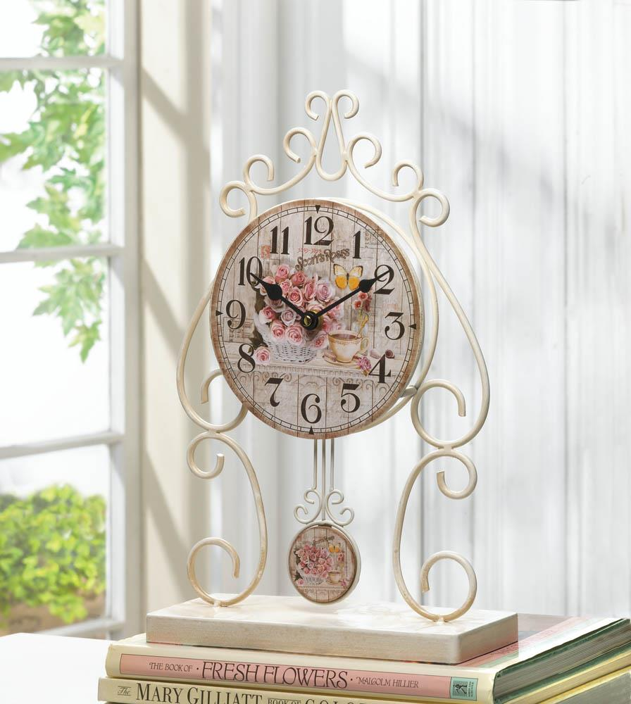 Home Wholesale Home Decor Shabby Chic Decor Country Rose