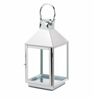 Dapper Large Stainless Seel Lantern