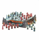 Dawn of Battle Dragon Chess Set