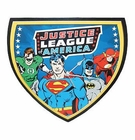 DC Comics Justice League of America Wood Wall Clock