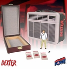 Dexter Figure In Tin Tote