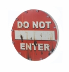 Do Not Enter Light Up Sign