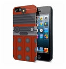 Doctor Who iPhone 5 Hard Cover