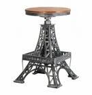 Eiffel Tower Bar Stool