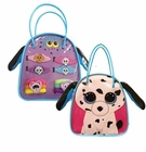 Fetch The Dalmatian Beanie Boo Bag Set