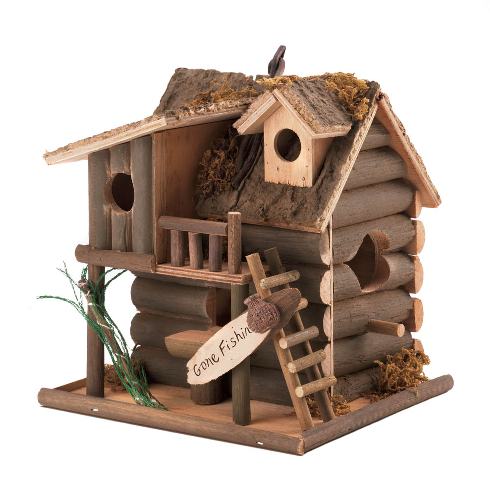 Home Discount Home Decor Country Home Decor Fishing Cabin Bird