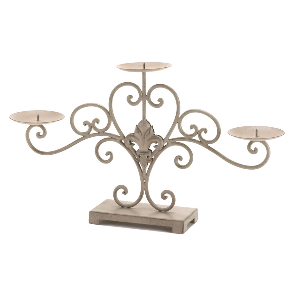 fleur de lis candle stand wholesale at koehler home decor antiqued fleur de lis candle sconce wholesale at koehler