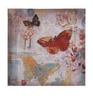 Flying Butterflies Canvas Wall Art