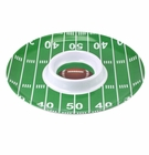 Football Chip and Dip Tray