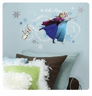 Frozen Custom Headboard Peel And Stick Giant Wall Decal