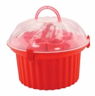 Giant Cup Cake Caddy