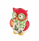 Holiday Hoot Tealight Holder