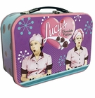 I Love Lucy Chocolate Factory Tin Tote