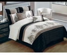 Jacob Queen Bedding Set - 8 Pc.
