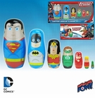 Justice League Classic Nesting Dolls