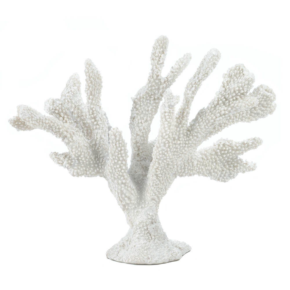 Large White Coral Decor Wholesale At Koehler Home Decor
