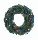 Laurel LED Holiday Wreath