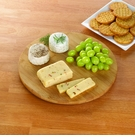 Lazy Susan Bamboo Serving Tray