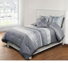 Lily 5-Piece King Bedding Set