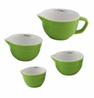 Lime Green Measuring Cups