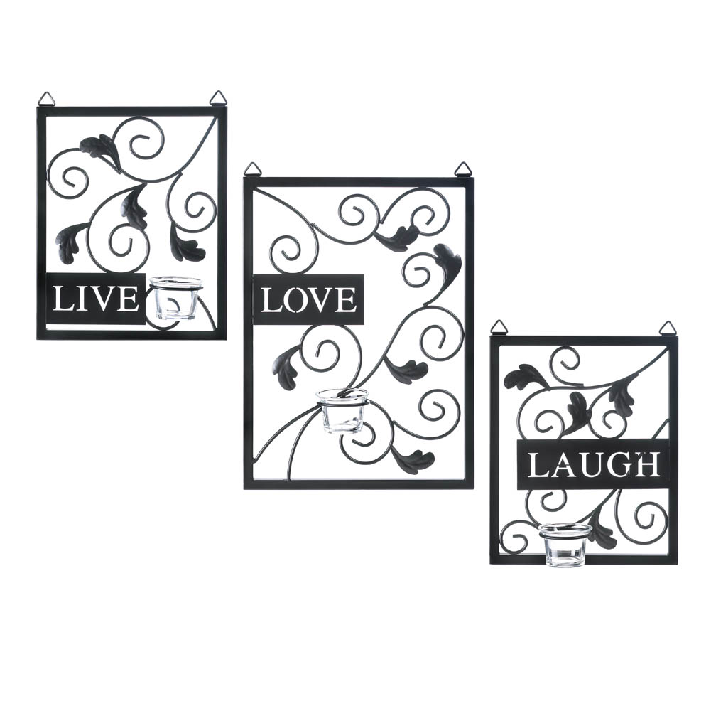 live love laugh Shop for live love laugh 8-piece bed in a bag with sheet set get free shipping at overstockcom - your online fashion bedding outlet store get 5% in rewards with.