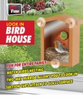 Look-In Bird House