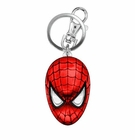 Spider-Man Head Key Chain