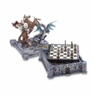 Medieval Dragon Chess Set