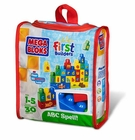 Mega Bloks ABC First Builders Set