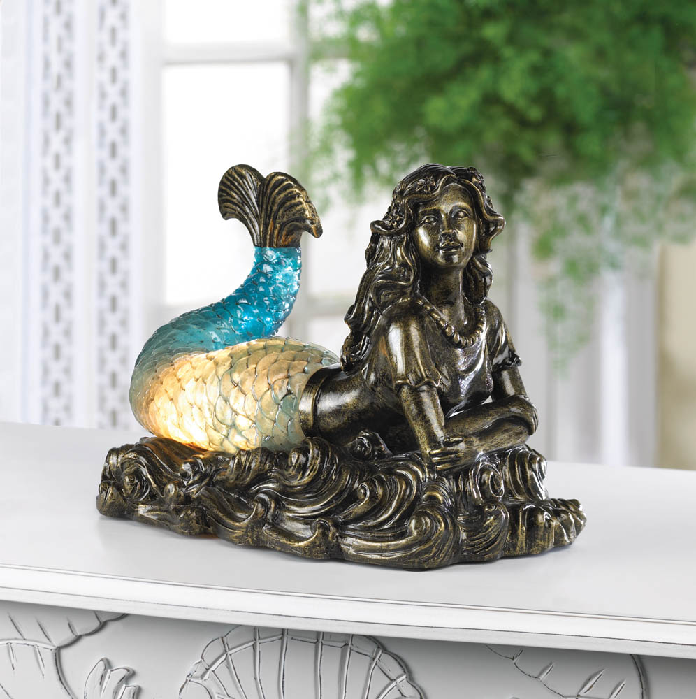 Mermaid Lamp Wholesale At Koehler Home Decor