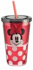 Minnie Mouse Acrylic Travel Cup