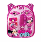 Minnie Mouse Backpack & Accessories Set