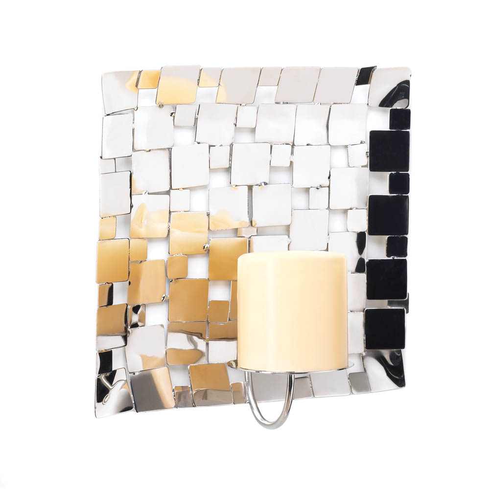 Modern Mosaic Wall Sconce Wholesale at Koehler Home Decor