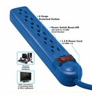 Monaco Blue Power Strip