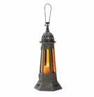 Moroccan Tower Candle Lantern