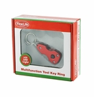 Multifunction Tool Key Ring