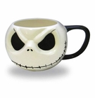 Night Before Christmas Jack Skellington Head Mug