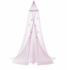 Pink Butterfly Bed Canopy�