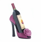Pink Rose Wine Bottle Holder