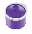 Purple Mini Crock Pot